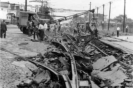 West 117th Street explosion, 1953
