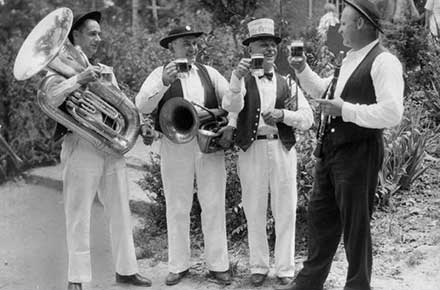 DC Band Nite , 1934.