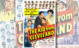 Kid From Cleveland Poster