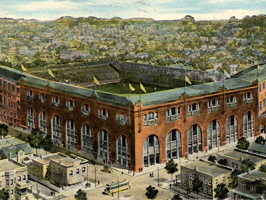 Postcard of League Park c.1911