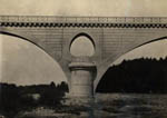 Thumbnail of the Detail of Concrete Railway Bridge in Bavaria